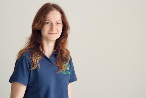 Anne Bayer Mitarbeiterin der Ergotherapie Forkel und Hamm