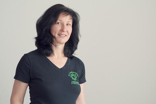Carmen Lorzenz Mitarbeiterin der Ergotherapie Forkel und Hamm