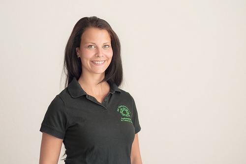 Janine Forkel Mitarbeiterin der Ergotherapie Forkel und Hamm