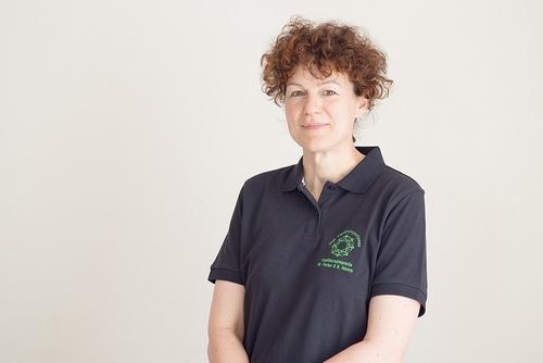 Steffi Spitzbart Mitarbeiterin der Ergotherapie Forkel und Hamm